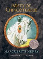 Cover image for Misty of Chincoteague