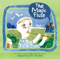 Cover image for The magic flute