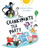 Cover image for The Crankypants tea party