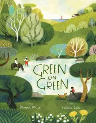 Cover image for Green on green