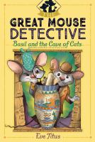 Cover image for Basil and the cave of cats
