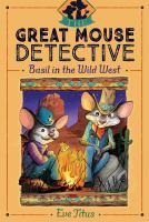 Cover image for Basil in the Wild West