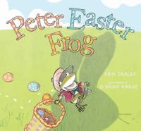 Cover image for Peter Easter Frog