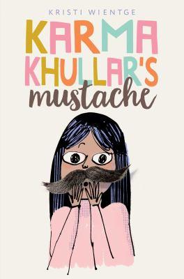 Cover image for Karma Khullar's mustache