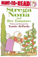 Cover image for Strega Nona and her tomatoes