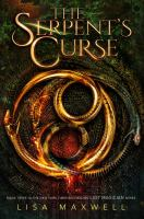 Cover image for The serpent's curse