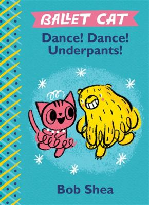 Cover image for Dance! dance! underpants!