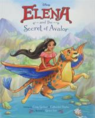 Cover image for Elena and the secret of Avalor