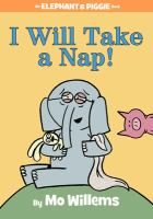 Cover image for I will take a nap!