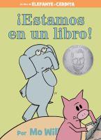 Cover image for ¡Estamos en un libro!