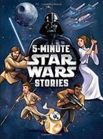 Cover image for 5-minute Star Wars stories.