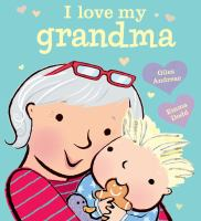 Cover image for I love my grandma