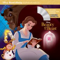 Cover image for Beauty and the Beast : read-along storybook and CD.