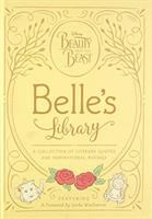 Cover image for Belle's library : a collection of literary quotations and inspirational musings