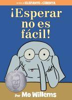 Cover image for !Esperar no es facil!