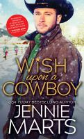Cover image for Wish upon a cowboy