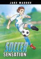 Cover image for Soccer sensation