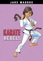 Cover image for Karate rebels