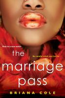 Cover image for The marriage pass