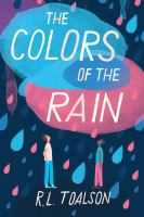 Cover image for The colors of the rain