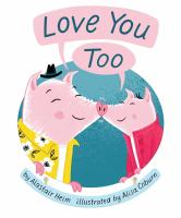 Cover image for Love you too