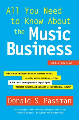 Cover image for All you need to know about the music business