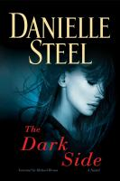 Cover image for The dark side [sound recording (book on CD)] : a novel
