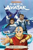 Cover image for Avatar, the Last Airbender. North and south. Part One