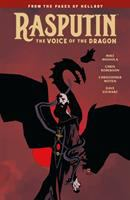Cover image for Rasputin : the voice of the dragon