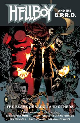 Cover image for Hellboy and the B.P.R.D. The Beast of Vargu and others