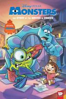 Cover image for Monsters : the story of the movies in comics.