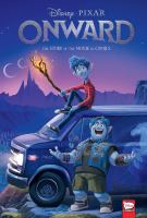 Cover image for Onward: the story of the movie in comics