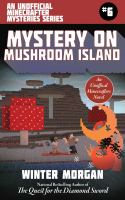 Cover image for Mystery on Mushroom Island