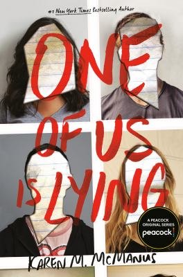 Cover image for One of us is lying / Karen M. McManus.