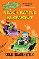 Cover image for Beach battle blowout. Book 4
