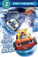 Cover image for The great ice race