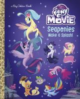 Cover image for Seaponies make a splash!
