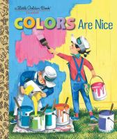 Cover image for Colors are nice