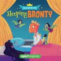 Cover image for Sleeping Bronty