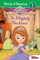 Cover image for The missing necklace