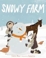 Cover image for Snowy farm