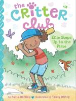 Cover image for Ellie steps up to the plate