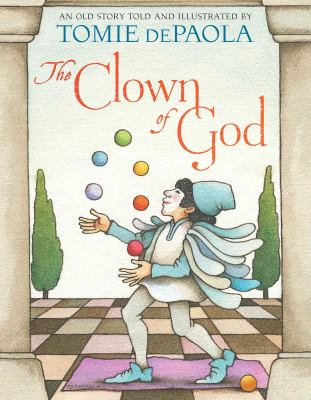 Cover image for The clown of God
