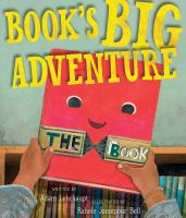 Cover image for Book's big adventure