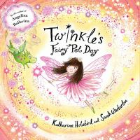 Cover image for Twinkle's fairy pet day