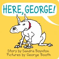 Cover image for Here, George