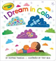 Cover image for I dream in color