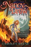 Cover image for Danger at the Iron Dragon
