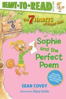 Cover image for Sophie and the perfect poem