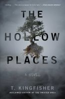 Cover image for The hollow places : a novel